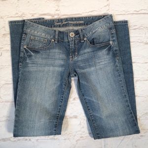 Guess Jeans.  Sarah Skinny Style.  Sz 27